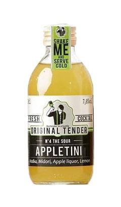 Original Tender Appletini