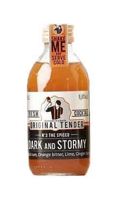 Original Tender Dark & Stormy